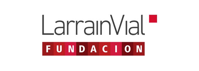 Logo Fundación LarrainVial