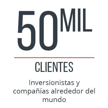 50 mil clientes