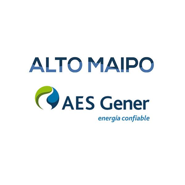 Alto Maipo y AES Gener